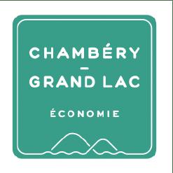 Chambéry grand lac logo